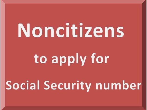 Apply for Social Security Number